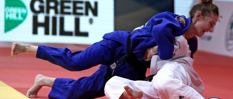 O judoka din Cluj participă la Grand Slam-ul din Rusia