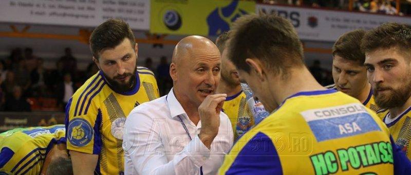 ClujToday.ro: Potaissa Turda, zdrobită de Sporting Lisabona în finala Challenge Cup