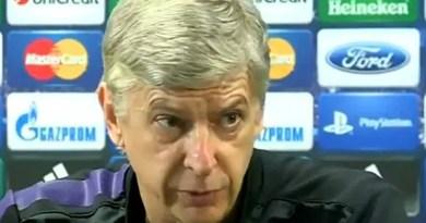 Arsenal boss Wenger