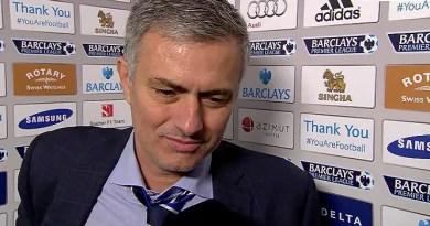 Mourinho at Premier League