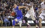 No. 1 Kentucky Wildcats in action