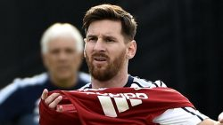 Lionel Messi hat trick: Copa America Centenario
