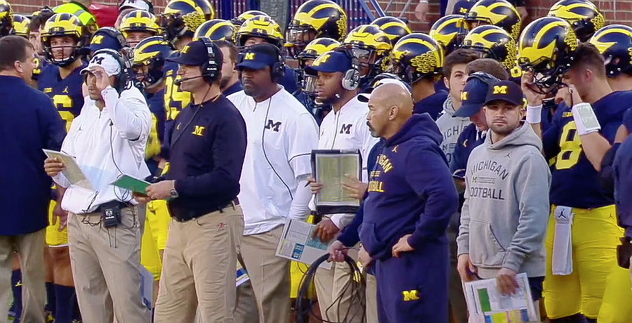 Ohio State vs. Michigan: 'We're playing for it all'