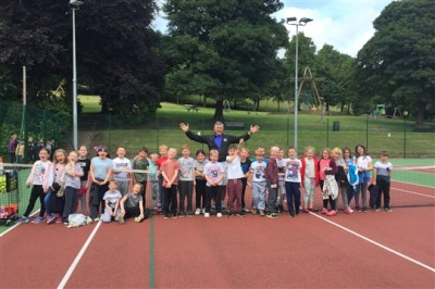 ClubSpark / Ray Pollock Tennis Coaching / Home