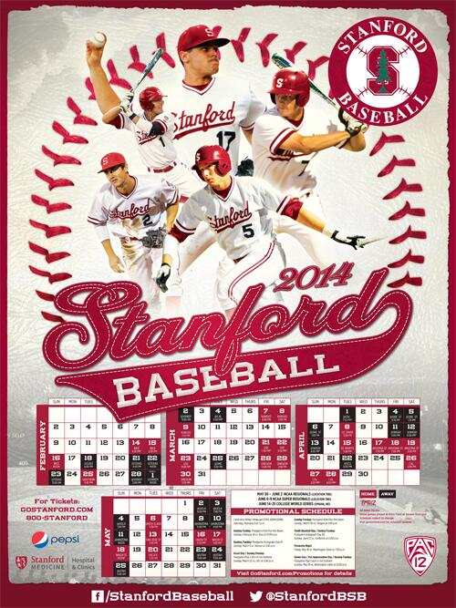 Northwestern Baseball Poster Sports Marketing Creative MJC - baseball flyer