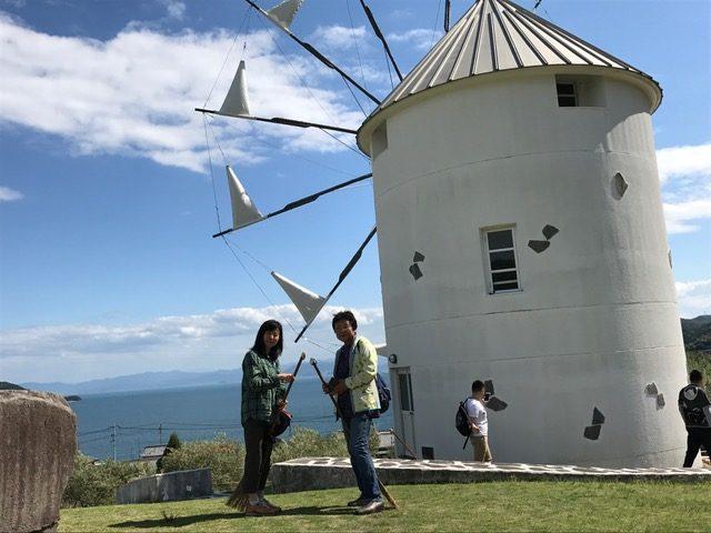 小豆島オリーブマラソンツアー