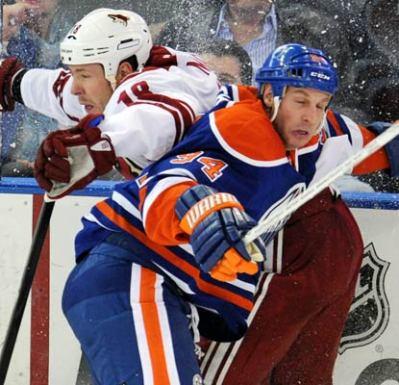 NHL Recap - Phoenix Coyotes at Edmonton Oilers - Jan 24, 2014 - CBSSports.com
