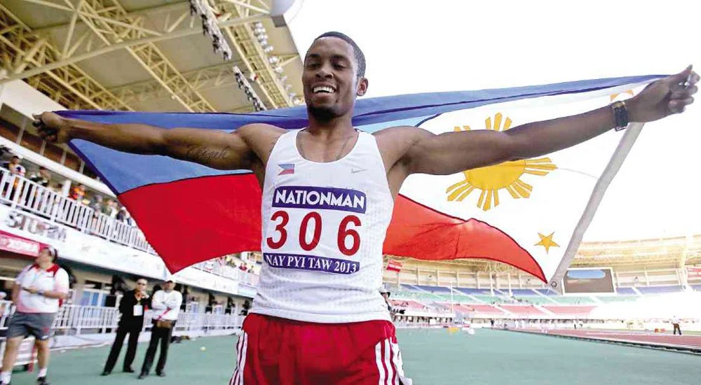 Cray Among Seags Top 10 Athletes Inquirer Sports