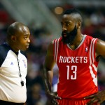 James Harden signed with the same agent as Kobe Bryant (Rob Pelinka) after hearing good things about him from Kobe. Credit: Rick Osentoski-US PRESSWIRE