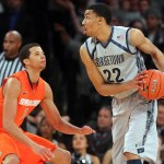 NCAA Basketball: Big East Tournament-Georgetown vs Syracuse