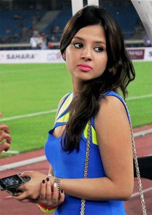 Sakshi Singh (Wife Of MS Dhoni)