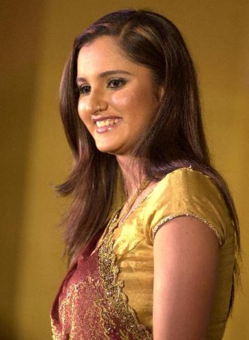 Sania Mirza (Wife Of Shoaib Malik)