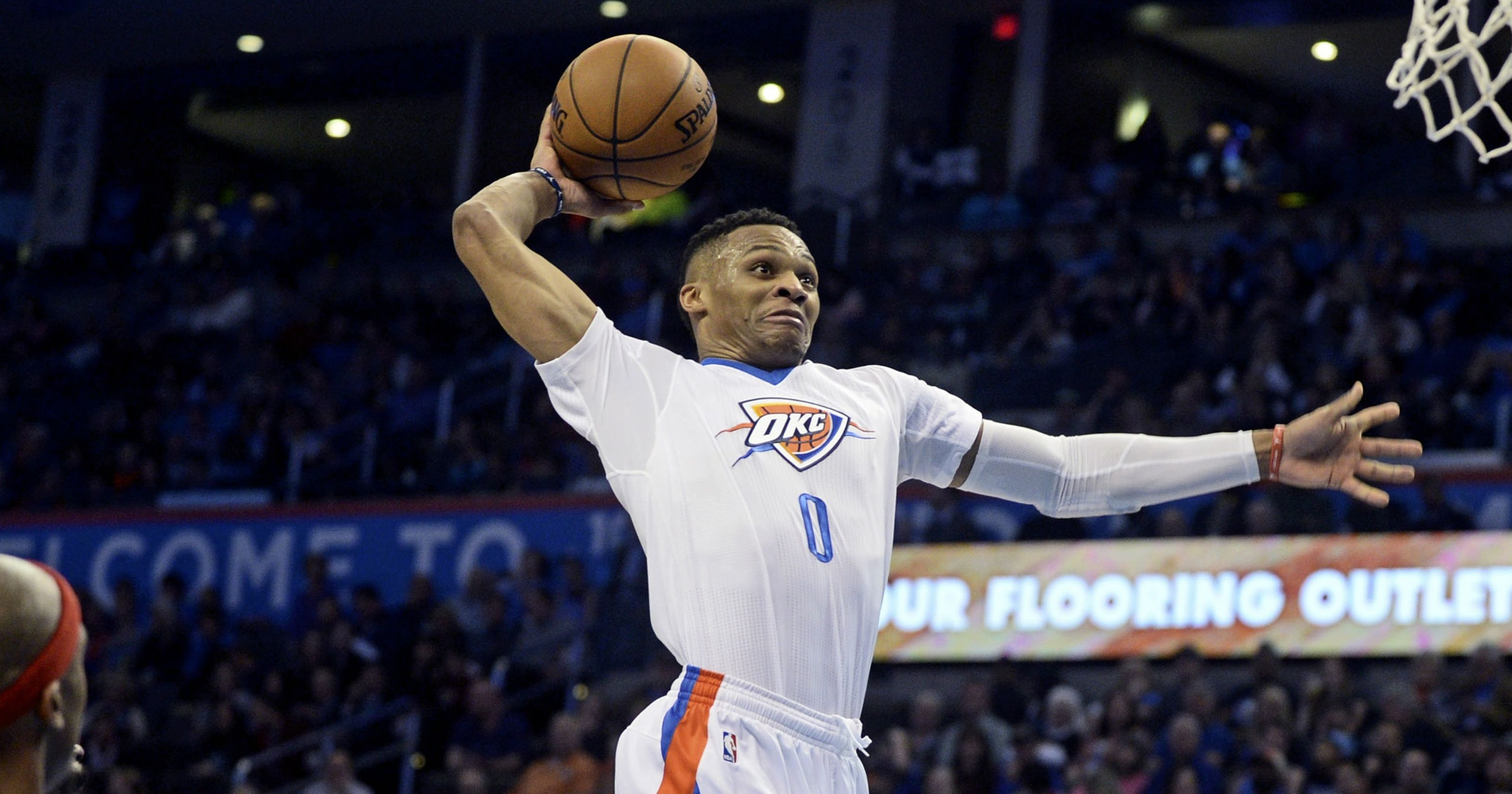 Kd Wallpaper Hd Russell Westbrook Secures Averaging Triple Double For The