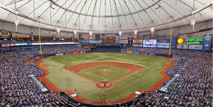 Tropicana Field, Part Do? Tampa Bay\u0027s Tug-Of-War continues Sports