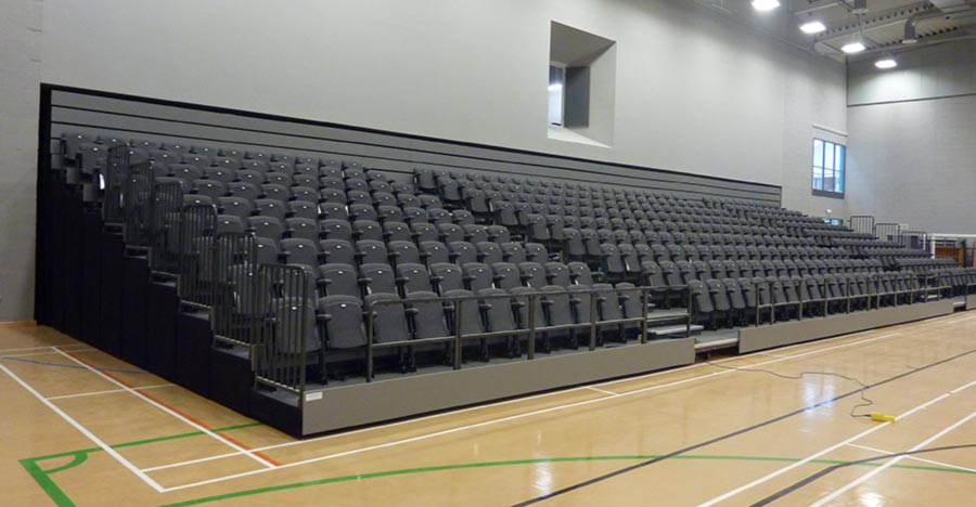 Home Lighting Yorkshire Sports Seating | Sports Facilities Group