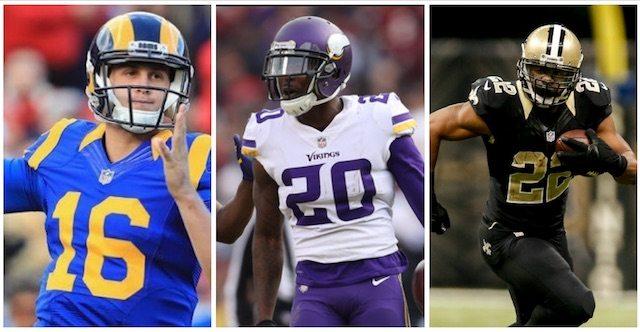 NFL Week 11 Picks, Projections, Vikings-Rams Clash, Saints March