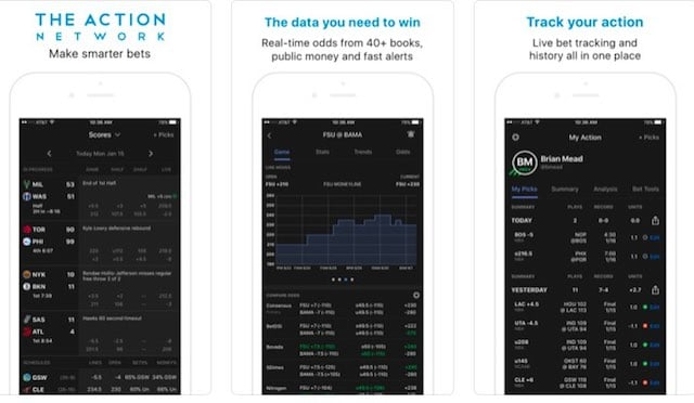 The 6 Best Sports Scores and Odds Apps to Download