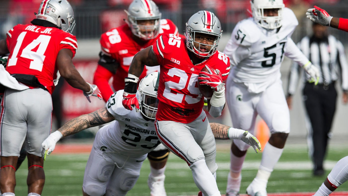 Ohio State Score Michigan State At Ohio State Score Buckeyes Crush Spartans Lead