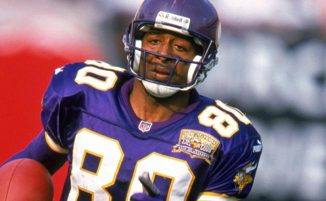 Vikings Will Have Former Eagles Receiver Cris Carter Serve As Honorary Captain Cbssports