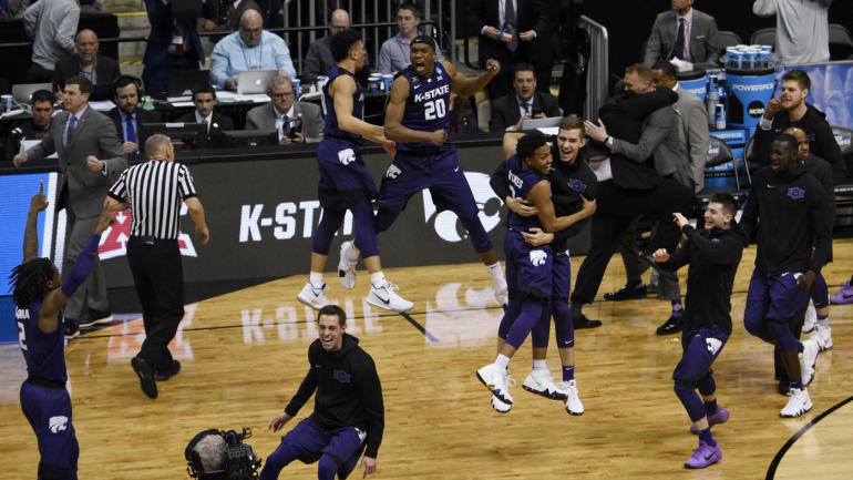 NCAA Tournament 2018 Kansas State players admit they celebrated