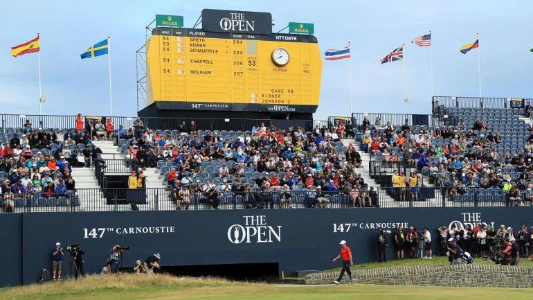 british open live tv golf channel