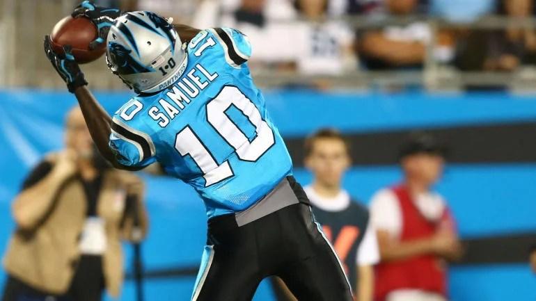 Report Panthers\u0027 Curtis Samuel has minor procedure to fix irregular