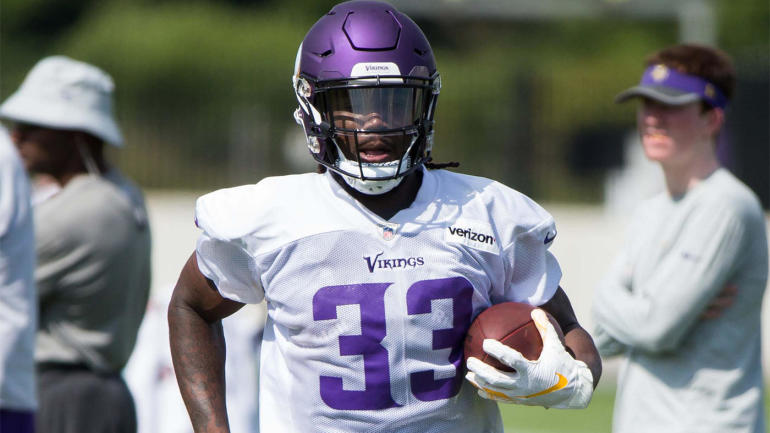 Fantasy Football Week 8 latest news Dalvin Cook looks doubtful yet