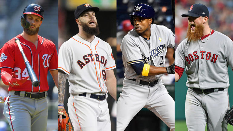 MLB hot stove Top remaining needs and possible targets for all 30
