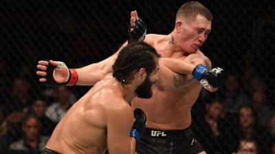 UFC Fight Night 147 results, highlights: Jorge Masvidal puts Darren Till out cold with vicious ...