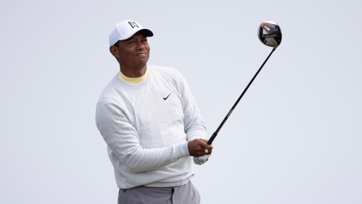 tiger woods at the british open 2019 tv times