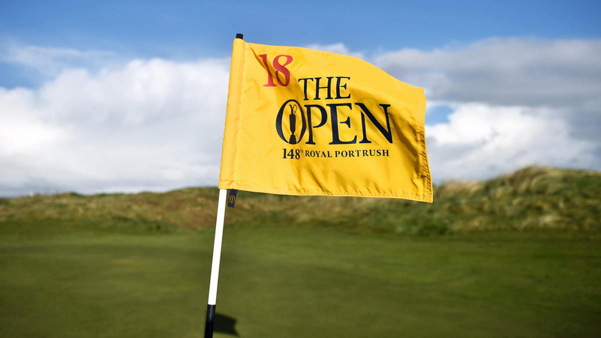 british open television coverage schedule