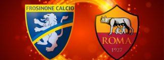 Frosinone Vs Roma