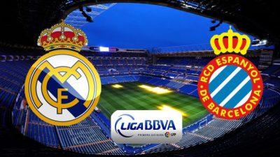 Espanyol vs Real Madrid Live stream online - LIVE ONLINE