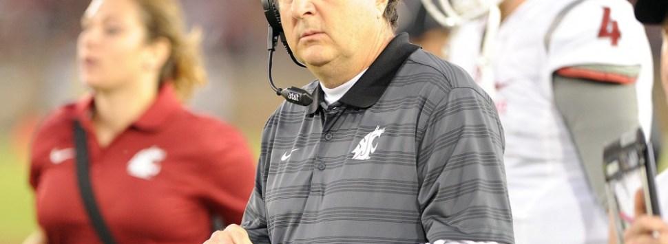 Mike Leach, WSU