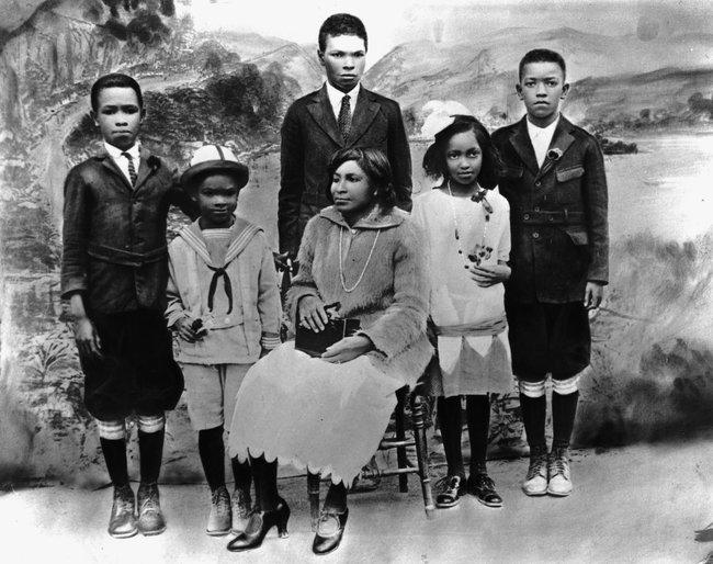 Familia Robinson-integrantes