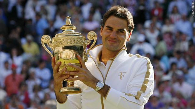 Roger Federer money