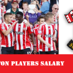 Southampton FC Players Salaries (2016-17 Published by Daily Star)