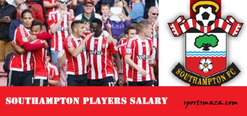 Southampton fc players salary