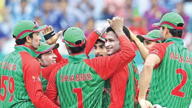 Bangladesh Team squad