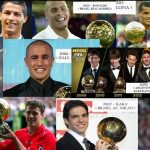 List of FIFA Ballon d'Or Award Winners (Since 1956 to 2015)