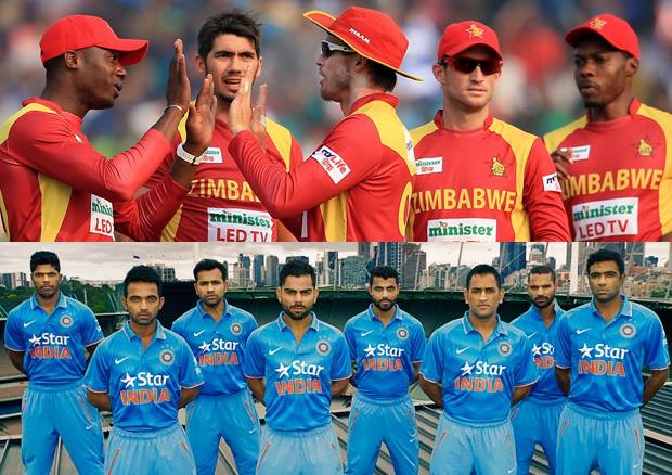 Zimbabwe - India