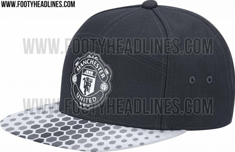 manchester-united third kit cap