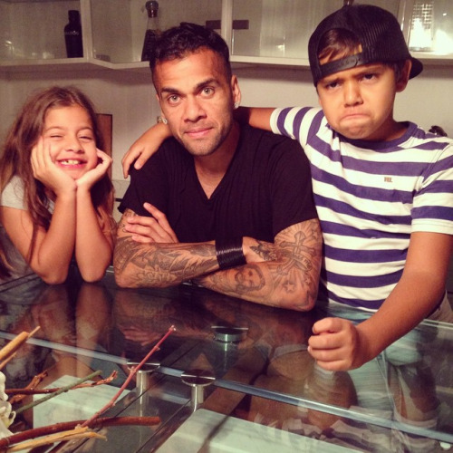 Kids of Dani Alves 3