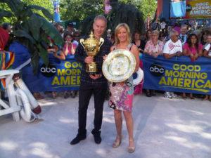 Pic - Wimbledon - GMA John Chris
