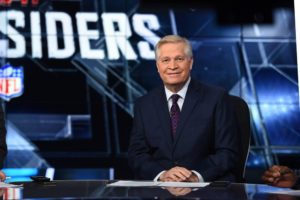 Bristol, CT - November 16, 2015 - Studio W: Chris Mortensen on the set of NFL Insiders (Photo by Joe Faraoni / ESPN Images)