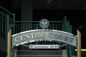 Centre Court Sign - Wimbledon - 2003
