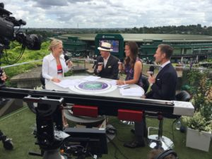Wimbledon - Set Outside - McKendry BG MJ Goodall