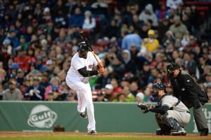 New York Yankees vs. Boston Red Sox - April 23, 2014