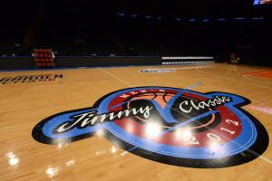 Jimmy V Menâ??s Basketball Classic - December 4, 2012