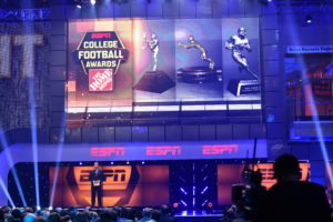 College Football Awards - December 10, 2015